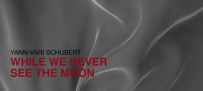 "Yann-Vari Schubert ""while we never see the moon"""